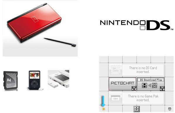 Thumbnail 1 for Nintendo DS Lite